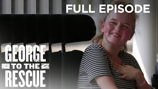 Life-Changing Renovation For An Inspiring Teenage Girl with Cerebral Palsy | George to the Rescue