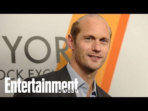 Alexander Skarsgård Goes Bald On Red Carpet: See Shocking Photo | News Flash | Entertainment Weekly