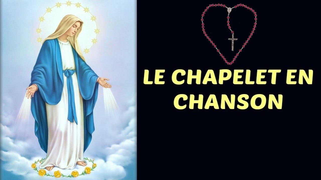 RECITATION CHAPELET DU LA TÉLÉCHARGER