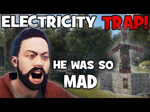 HUMILIATING SALTY PLAYERS with my 300 IQ Electric TRAP BASE