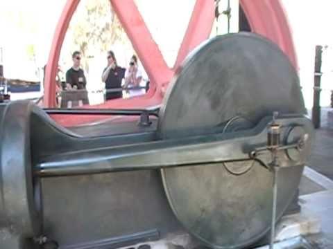 1910 Allis-Chalmers Corliss Engine