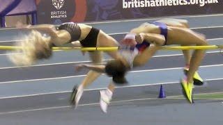 British Indoor Trials EIS 2017 -  Women High Jump