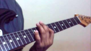 Rush - Earthshine Guitar Cover