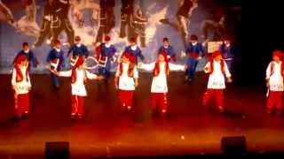 FRANCE - PARİS 1st MUSIC FOLKLORE AND DANCE OF CHILDREN AND YOUTH FESTIVAL