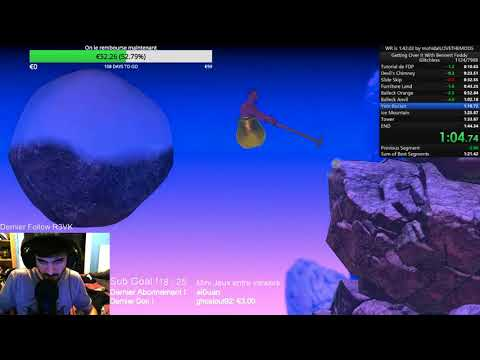 Getting over IT NEW WORLD RECORD 1:41.495