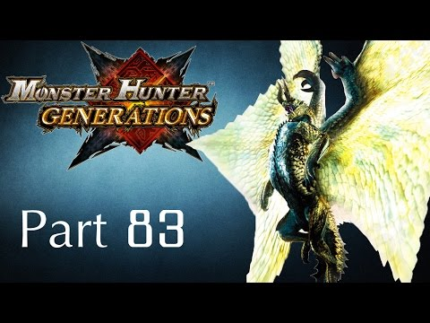 Monster Hunter Generations -- Part 83: Shagaru Showdown