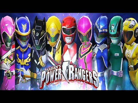 Power Rangers All-Stars RPG MOBILE GAME Android & Ios
