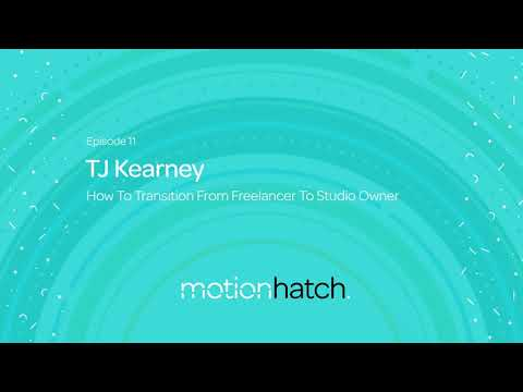 011: How To Transition From Freelancer To Studio Owner w/ TJ Kearney of Oddfellows & Instrument