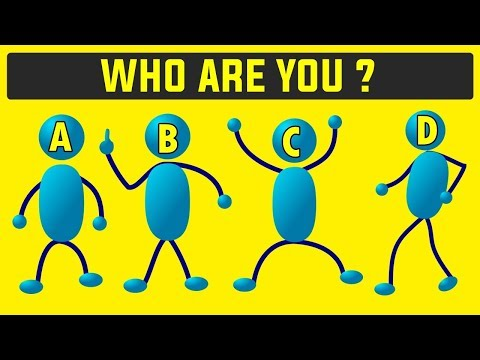 Who Are You in Your Friend's Group ? A Cool Personality Test