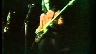 "Beginning to melt - Mick Karn ""Bestial Cluster Tour"" Teatro Albatros, Genova 15/02/1994"