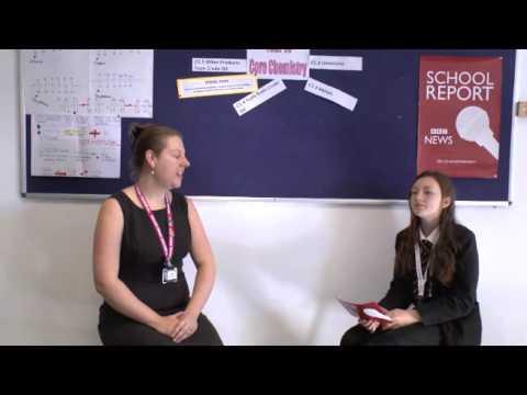 Ridgeway School News Team BBC School Report 2016