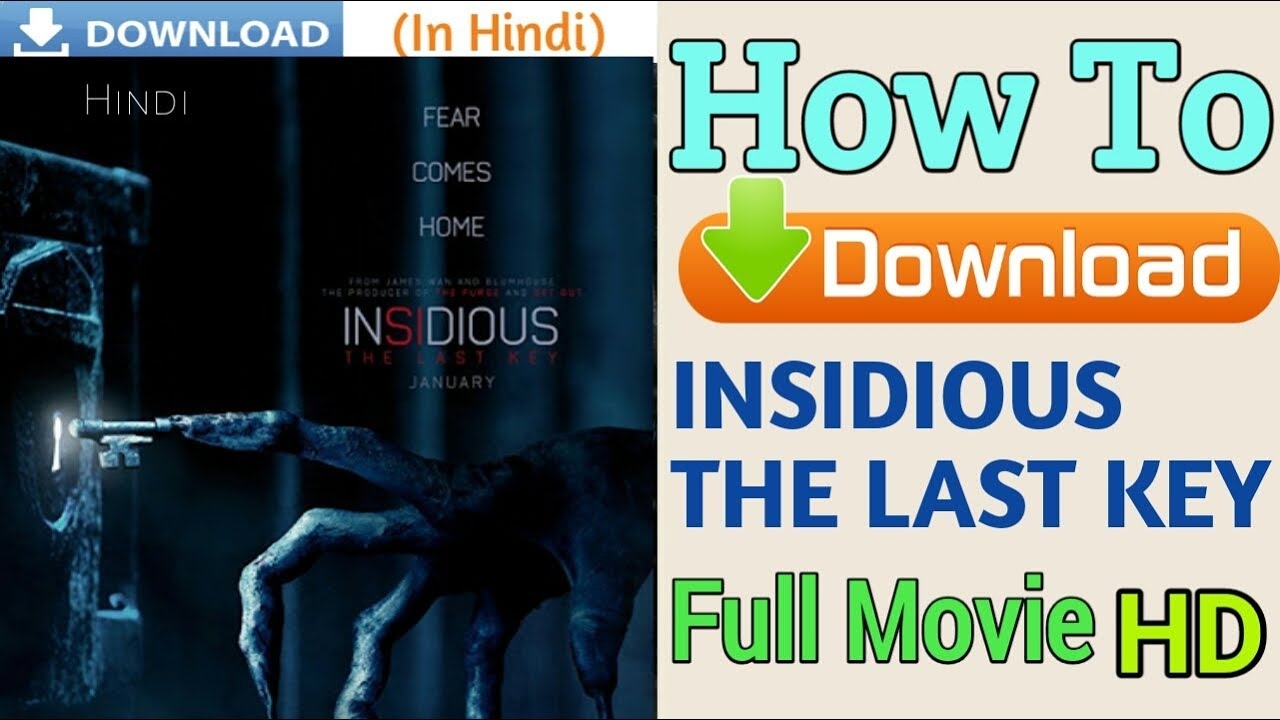 Download insidious the last key 2018 dual audio hd 1080p bluray.