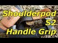 Shoulderpod S2 Handle Grip for Smartphones: The BEST Cell Phone Holder!