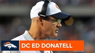 Ed Donatell: Taking The Broncos Defense To The Next Level   BTV Analysis