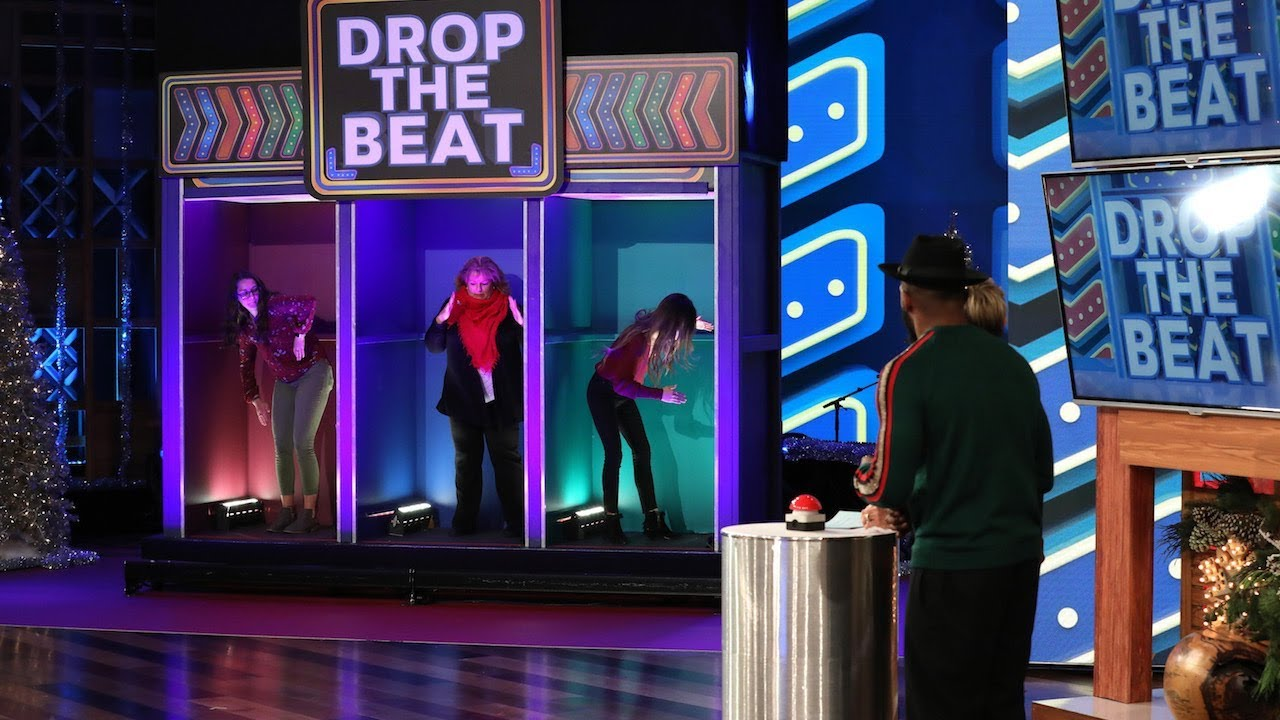Download Ellen's Fans 'Drop the Beat' in a New Game!