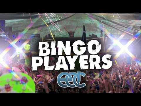 Bingo Players Live at EDC Vegas 2014 (FULL SET HD)