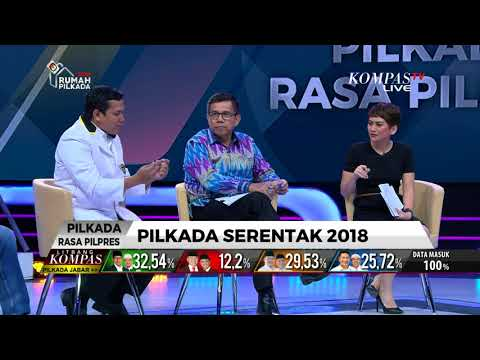 Makna Pilkada Bagi Parpol Dalam Menatap Pilpres 2019