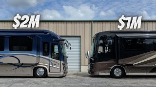 WHY DOES A NEWELL COACH COST $1 MILLION MORE THAN A NEWMAR KING AIRE?