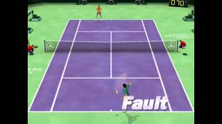 Tennis Masters Series 2003 Gameplay