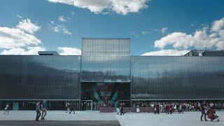 видео Музей современного искусства «Гараж»