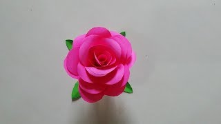 Download Cara Membuat Bunga Rose Dari Kertas Mp3