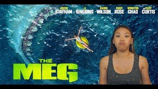 The Meg - Movie Review (Non-Spoiler)