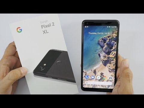 Google Pixel 2 XL Review Videos