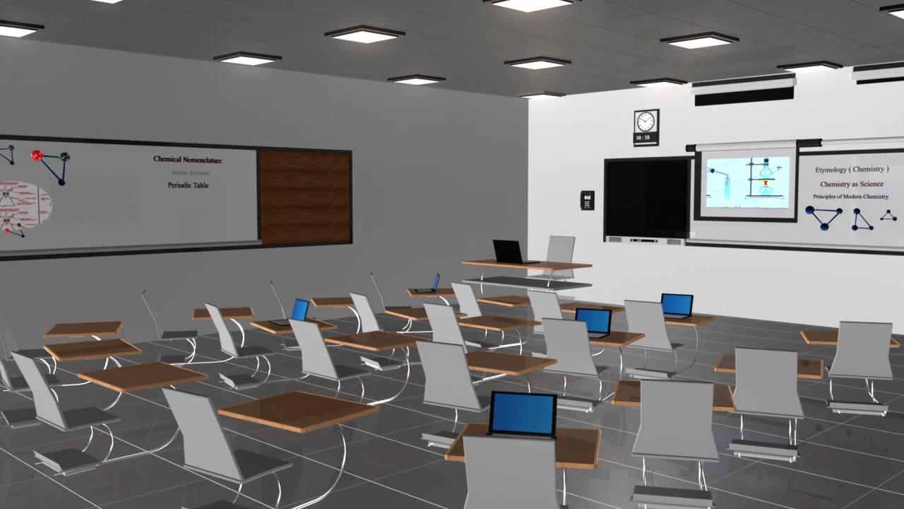 UDL Classroom - YouTube  |Classroom