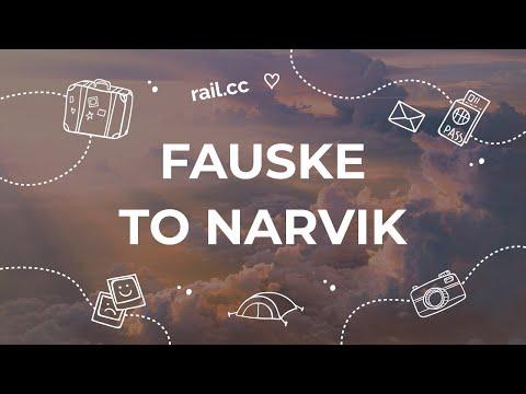 Bodø und Fauske nach Narvik