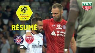 Toulouse FC - Dijon FCO ( 1-0 ) - Résumé - (TFC - DFCO) / 2019-20