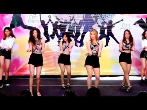 141108 Impedish cover SISTAR - Ma Boy + Touch My Body @I'm Park Cover Dance (Audition)