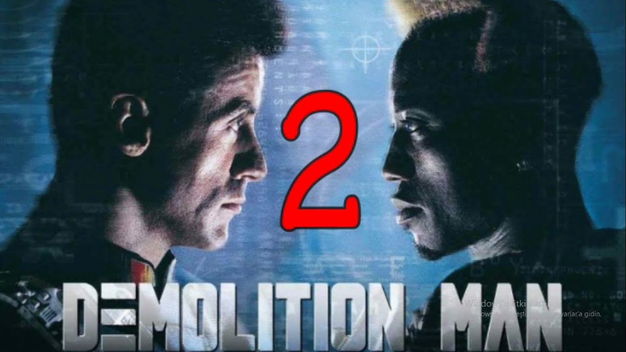 WILL THE DEMOLITION MAN 2 MOVIE WILL BE? #SYLVESTERSTALLONE - YouTube