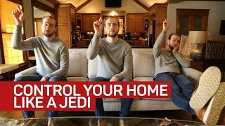 Control your home with jedi mind tricks
