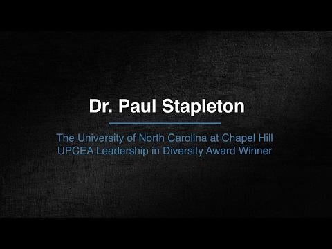 Dr. Paul Stapleton Feature | Correctional Education Program at UNC-Chapel Hill