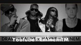 drake eminem lil wayne and kanye west forever remix