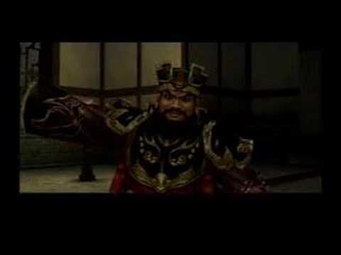 DW4: Lu Bu's Revolt-Lu Bu Versus Dong Zhuo