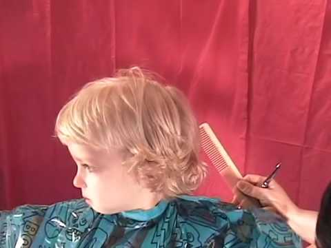 How To Cut Kids Hair Expert Advice Part 34 Youtube