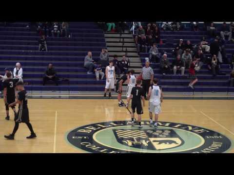 Freshmen HS Basketball Bellarmine White x Mitty B - 2nd Half