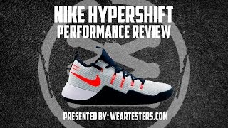 nike hypershift performance review
