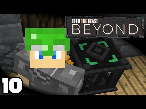 FTB Beyond - Ep. 10: Flux Network and Jetpack