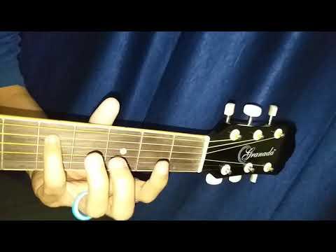 Do re mi fa so la ti do On Acoustic Guitar