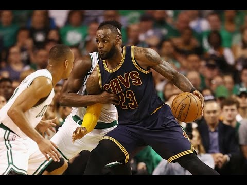 Lebron James Dominant Game 1 Eastern Conference Finals Performance!   May 17, 2017