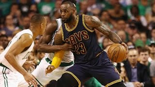 Lebron James Dominant Game 1 Eastern Conference Finals Performance! | May 17, 2017