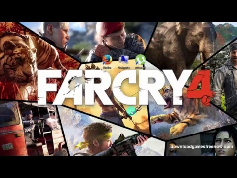 Far Cry 4 PC Download Free (How to get Far Cry 4 Full Version Game Free)