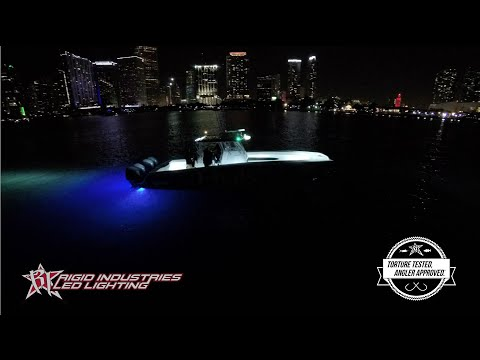 Rigid Industries - Marine Grade LED Lighting