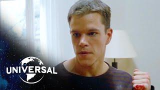 The Bourne Identity | The Pen Fight