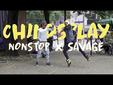 CHILDSPLAY | King Kong ft. Kalibwo | NONSTOP X SAVAGE