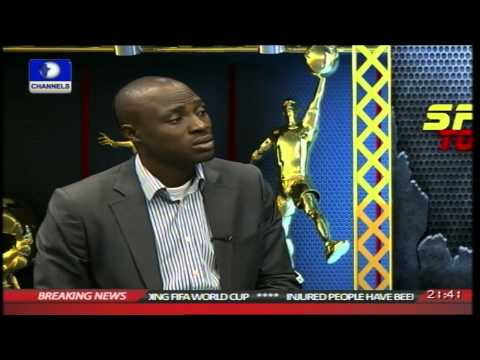 Sports Tonight: Way Out Of Trouble For African Teams In Brazil 2014
