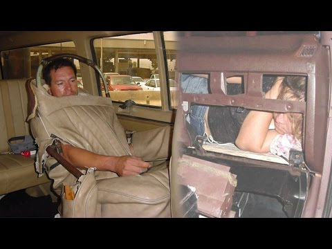 10 Crazy Ways People Try To Sneak Into Countries
