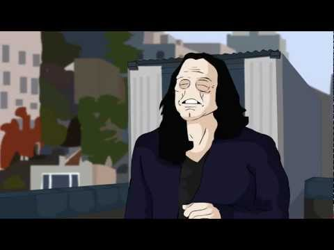 Download Youtube: The Room Animated - Oh Hi Mark!